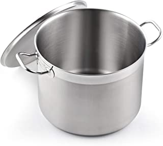 Cooks Standard NC-00330 Classic stockpot, 20 Quart, Stainless Steel (Renewed)