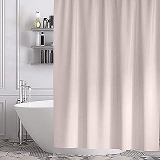 Sfoothome Tissu De Polyester Rideau de Douche Imperméable//non Mildiou Salle de Bain Douche