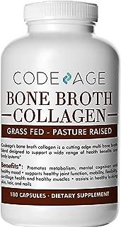 Best bone broth supplement pills Reviews