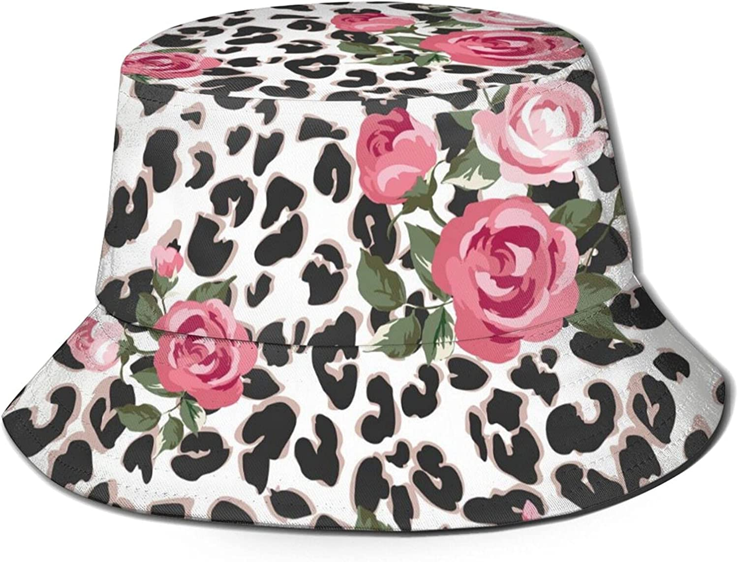 Polyester Sun Bucket Hat for Teens Women Girls Men Fi Max 62% OFF Beauty products Brim Wide