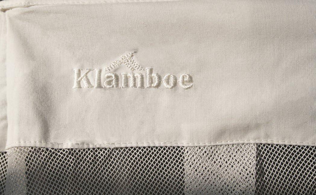 210cm x 100cm x 235cm Klamboe Moustiquaire de lit rectangulaire Filet Anti-Insectes Haut de Gamme Fait Main Khaki Single Standard