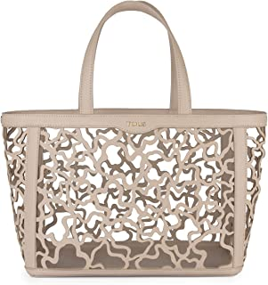 Tous Women's 795900313 Tote Bag, Beige (Taupe)