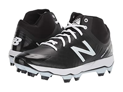 New Balance 4040v5 Mid-Cut TPU (Black/White) Men