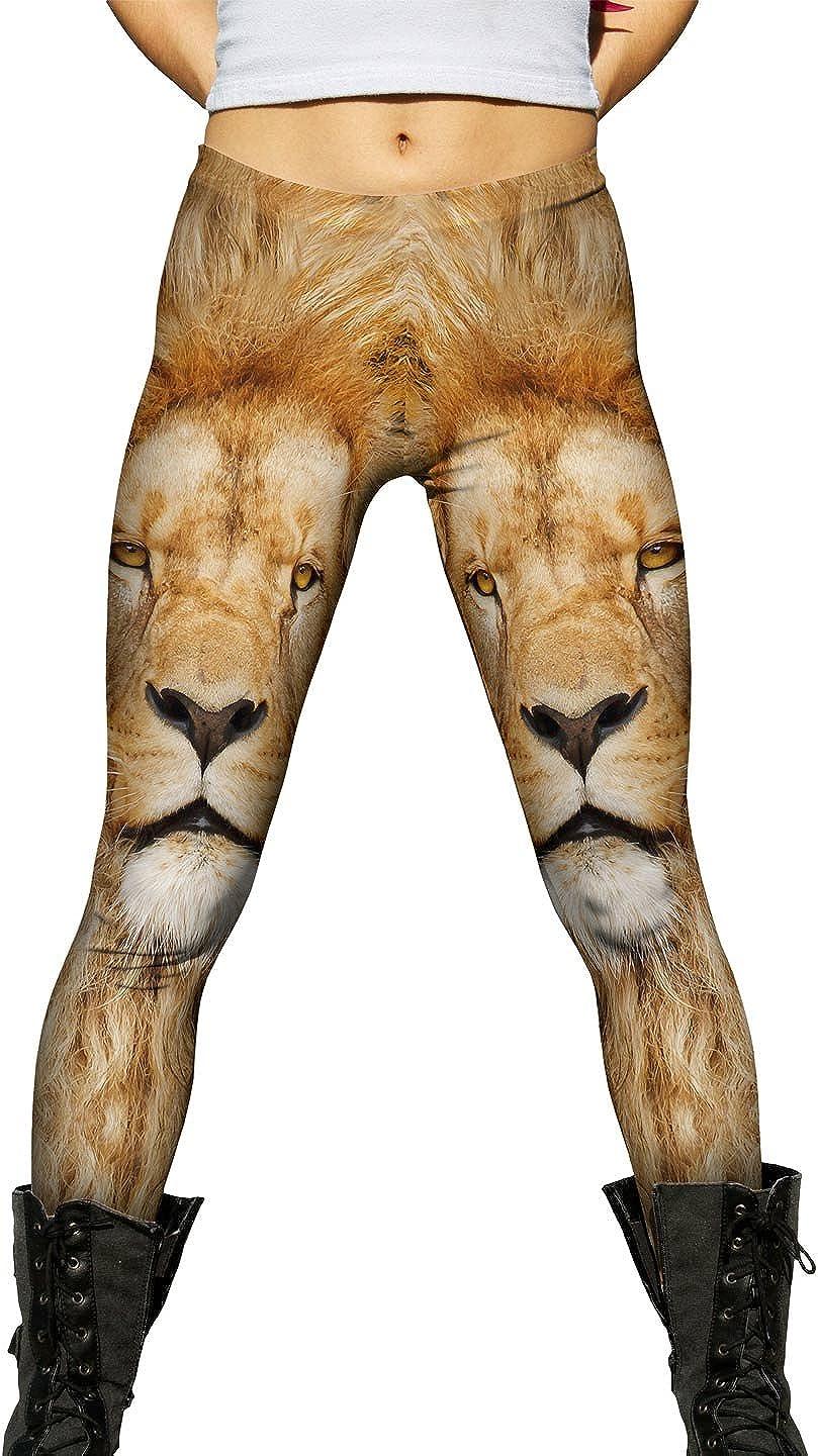 Yizzam- Lion 001 Ranking TOP4 -New Ladies New item Leggings Womens
