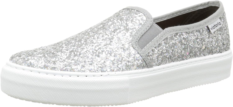 Victoria Unisex-Erwachsene Slip On Glitter Low-top
