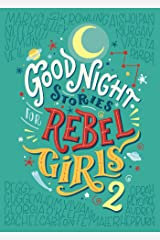 Good Night Stories for Rebel Girls 2 Kindle Edition