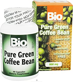 Bio Nutrition Coffee Bean Pure Green