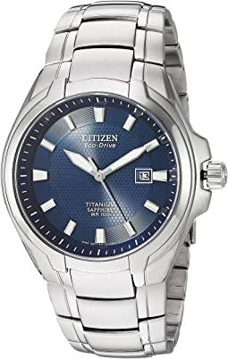 Citizen Watches BM7170-53L Eco-Drive Titanium Watch