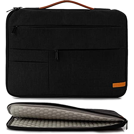Laptop Sleeve Case 17 Inch Dog Pembroke Welsh Corgi Resistant Neoprene Laptop Sleeve Notebook Computer Pocket Case Tablet Briefcase Carrying Bag Laptop Shoulder Bag