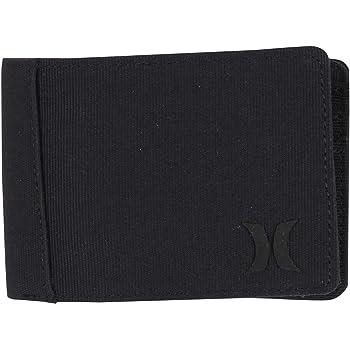 Hurley BiFold Wallet ~ Rebound black