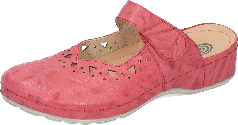 Dr. Brinkmann Women's Slide Flat Sandal 70% 5 ☆ very popular OFF Outlet
