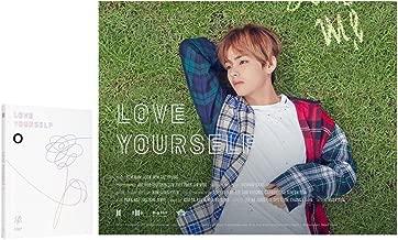 BANGTAN BOYS [O Ver.] LOVE YOURSELF Her BTS 5th Mini Album CD + Photo Book + Mini Book +Photo Card + Sticker Pack