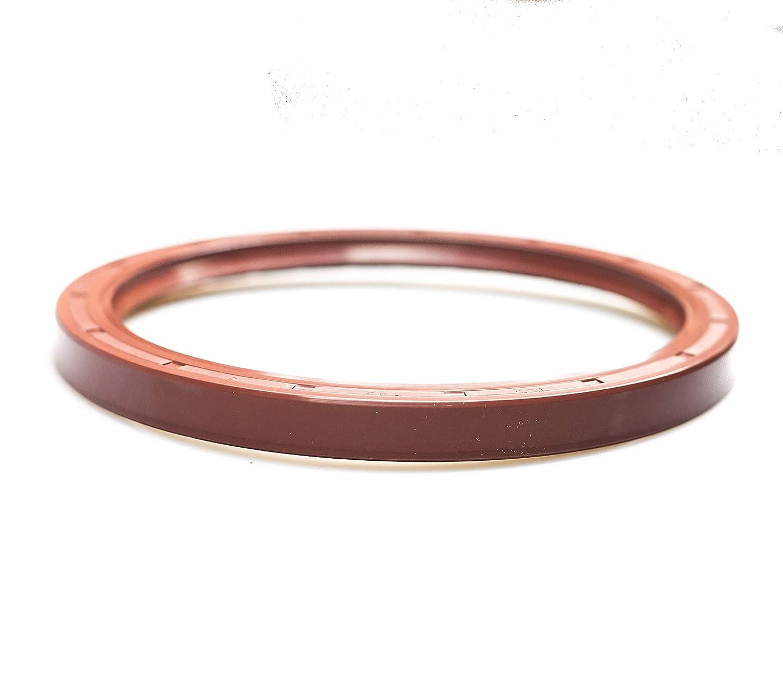 EAI VITON Oil Max 52% OFF Omaha Mall Seal 260mm X 296mm Lip w 14mm 6 Double TC PCS