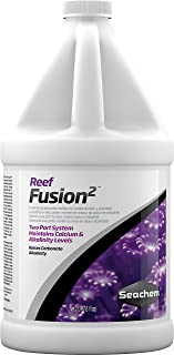 seachem reef fusion 1 and 2