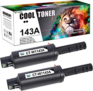 Cool Toner Compatible Toner Reload Kit Replacement for HP 143A W1143A 143AD W1143AD for HP Neverstop Laser MFP 1202w 1001n...