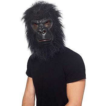 Smiffys Gorilla Mask Size: One Size