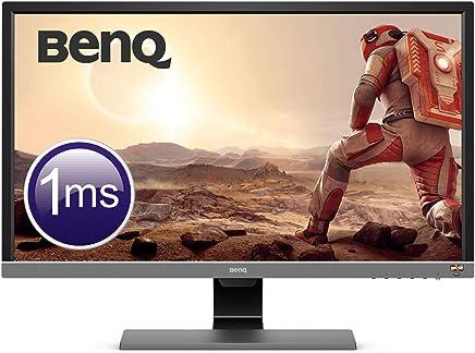 BenQ 28 inch 4K HDR Gaming Monitor (EL2870U), UHD, FreeSync, 1ms Response Time, B.I. Plus Sensor