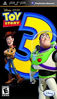 Toy Story 3 - Sony PSP (Certified Refurbished)