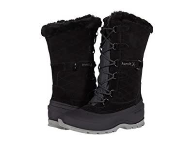 Kamik Snovalley 3 (Black) Women