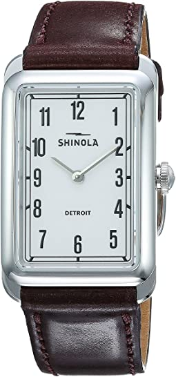 Shinola Detroit - The Muldowney 24mm - 20065293