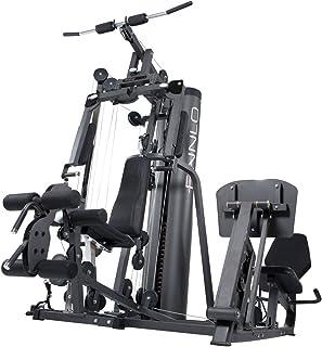 Estación de entrenamiento 2500GS con peso adicional de 20 kg