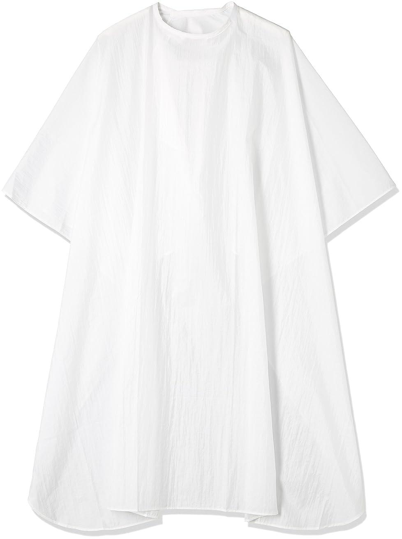 年静脈出来事エルコ シワカラー袖なしカット ホワイト60