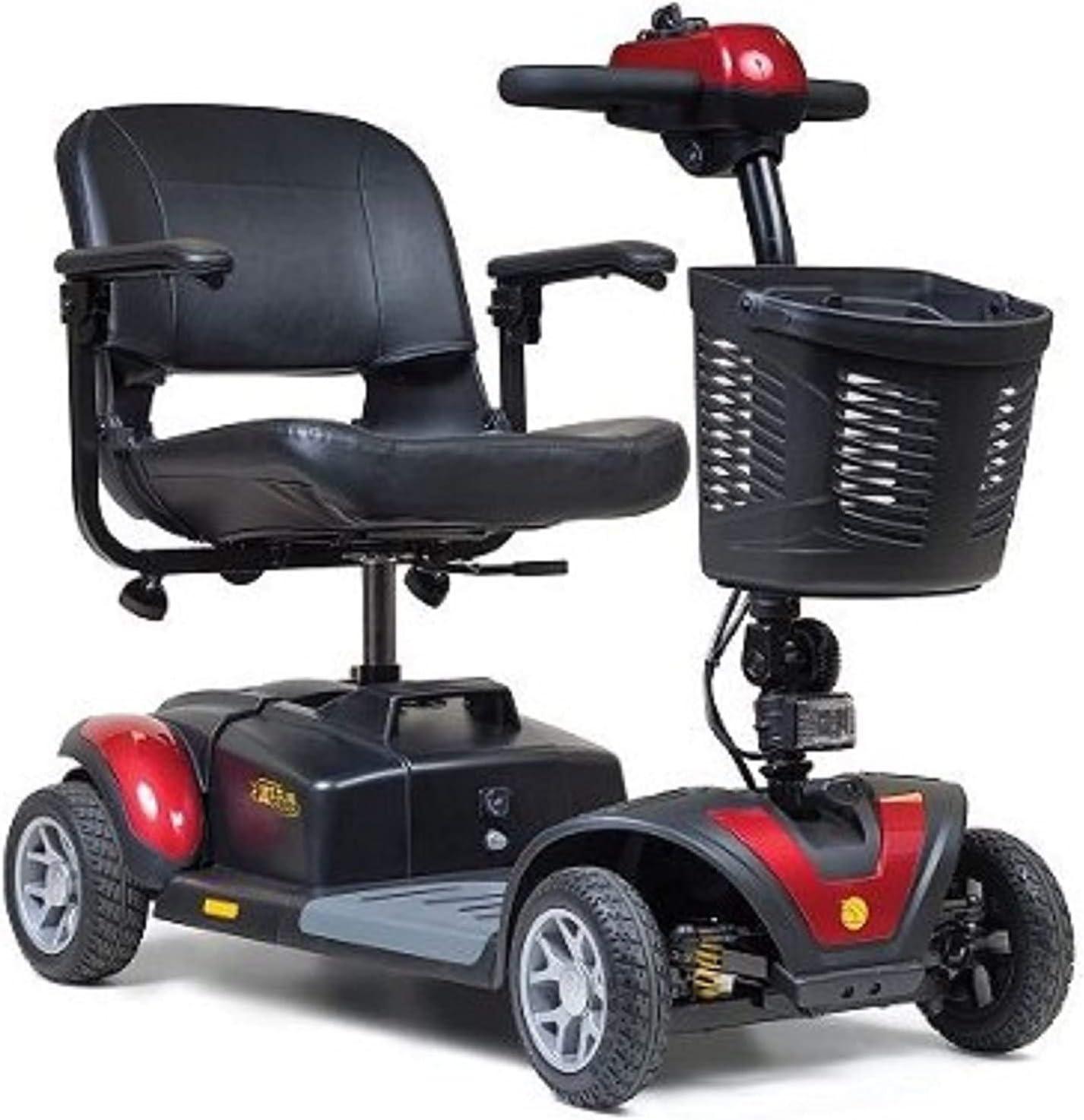 Golden Choice Technologies - Buzzaround XLS Max 61% OFF Travel Scooter HD 4-whe