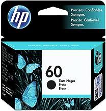 HP Cartucho Original de Tinta Negra 60 (CC640WL