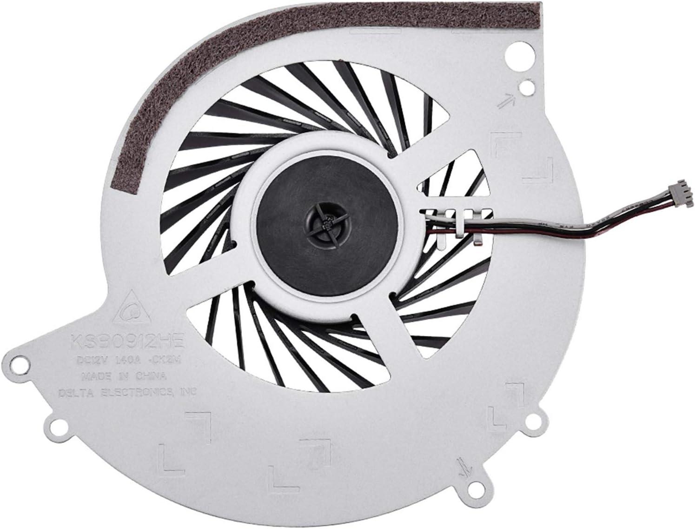 Ventilador De Refrigeración para -1000, Ventilador De Refrigeración De CPU, Ventilador De Refrigeración De CPU Interno Portátil, con Placa De Base De Metal,
