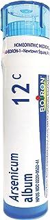 Boiron Arsenicum Album 12C, 80 Pellets, Homeopathic Medicine for Food Poisoning