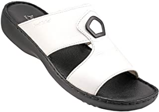 071-1970 Josef Seibel Mens Sandals Maxi White 45