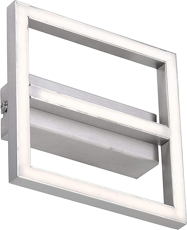 Paul Neuhaus Deckenleuchte, 1 x LED-Board   9,50 W   3000 K, Innenleuchte, IP20, stahl 6610-55