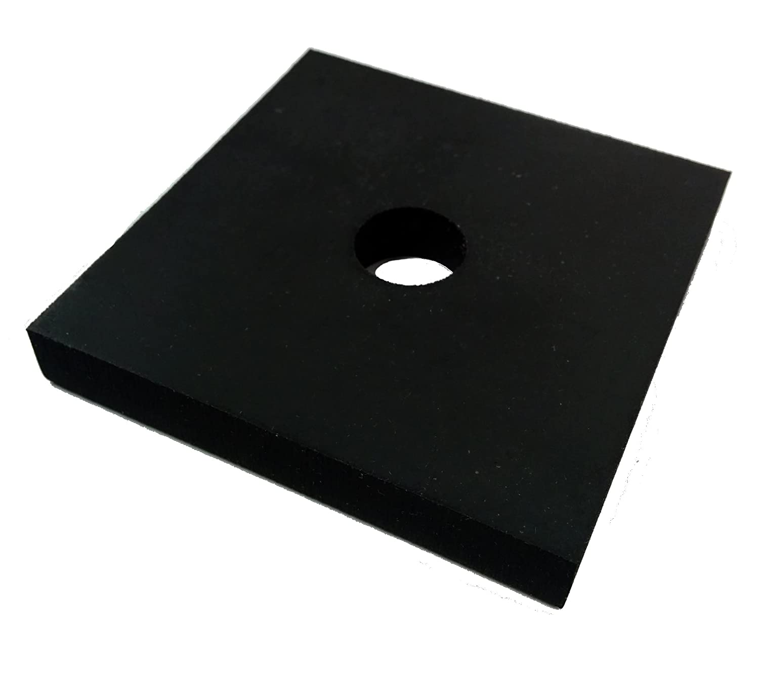 Herco Neoprene Rubber Vibration Isolation Support Pad 3.5