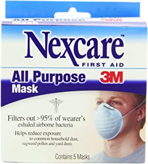 Nexcare All Purpose Mask - 5 ea