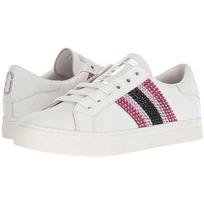Marc Jacobs Empire Strass Low Top Sneaker (Pink Multi 1) Women