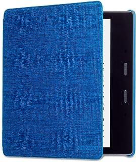 Custodia in tessuto che protegge dall'acqua per Kindle Oasis, blu — Solo per dispositividi 10ª generazione (modello 2019) ...