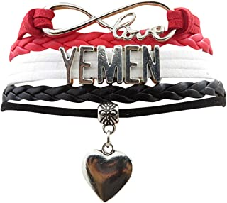 Best yemen flag bracelet Reviews