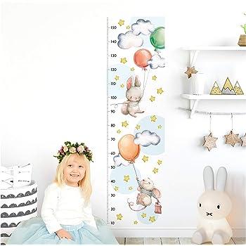 Dekoration Little Deco Wandtattoo Kinderzimmer Messlatte 150cm Tiere Junge Madchen Dl352 Mobel Wohnen Elin Pens Ac Id