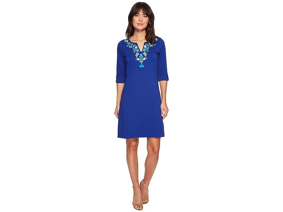 Hatley Lea Dress (Sapphire Celestia) Women