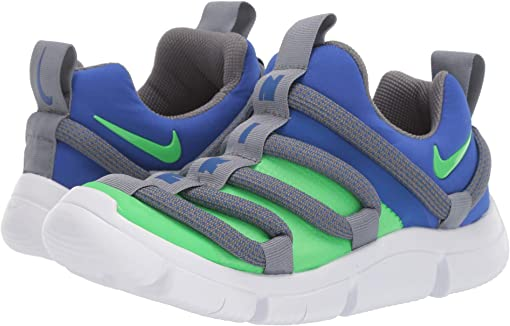 Racer Blue/Scream Green/Cool Grey/White