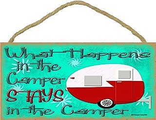 retro camping trailers