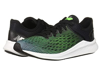 New Balance Kids Fresh Foam Fast (Little Kid/Big Kid) (Deep Ozone Blue/RGB Green/Black) Boys Shoes