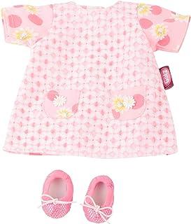 Götz 3402836 Babykombi Daisy - Puppenbekleidung Gr. S - 3-teiliges Bekleidungs- und Zubehörset für Babypuppen von 30 - 33 cm