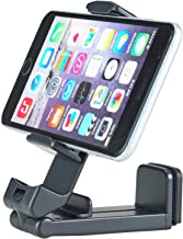 Ultraprolink Uni-Mount UM0094 Universal Mobile Stand Holder for Video Call & WFH Essentials Accessories, Flight & Train Ph...