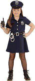 Costume Bambina Poliziotta Taglia 140 cm / 8-10 Anni