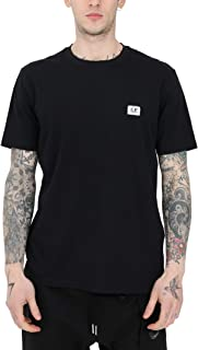 C.P. COMPANY Men's T-Shirt Black 10CMTS063A-005100W 999