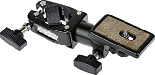 SLIK 三脚アクセサリ クランプヘッド38 N パイプ径28-38mm 耐荷重3kg 209721