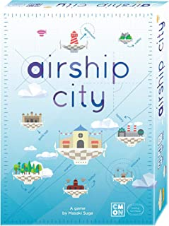 CMON Cool Mini or Not Airship City Board Game