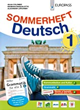 Sommerheft Deutsch. Con Grammatik für alle. Per la Scuola media. Con ebook. Con espansione online. [Lingua tedesca]: Vol. 1