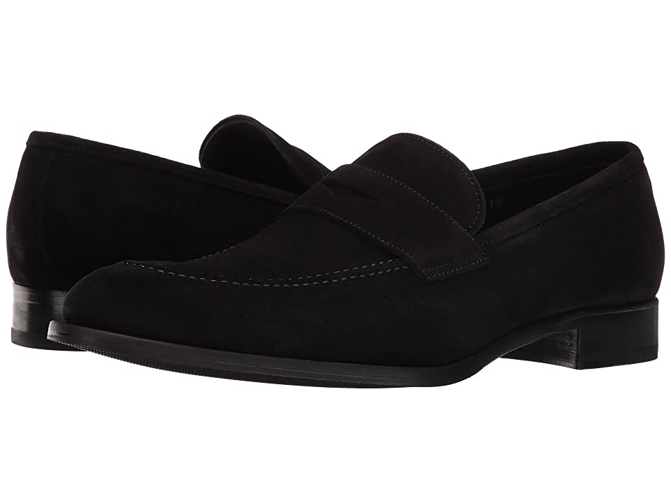 To Boot New York James (Black Suede) Men